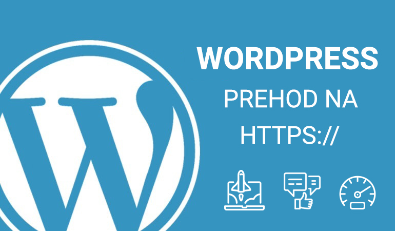 Wordpress prehod na HTTPS