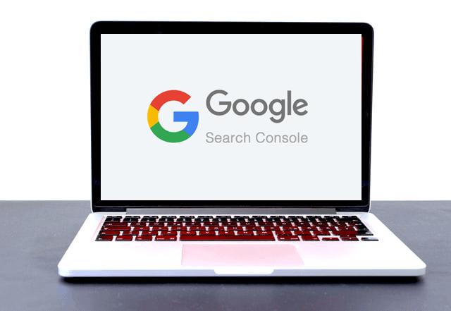 Google Search Console - navodila za uporabo